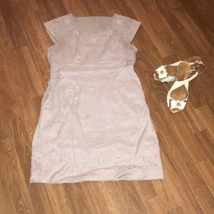 Dresses & Skirts - Dress 100% linen 🦋💎🌸🦋💎